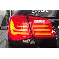 GOWE Chevrolet Cruze 2009 – 2013 Luces traseras LED luz Trasera para cajuela Cubierta de luz