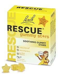 Rescue Gummy Stars 72g