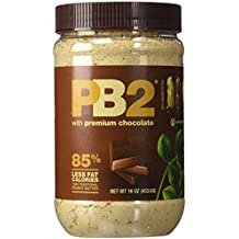 Bell Plantation Chocolate Powdered Peanut Butter 16 oz
