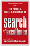 In Search of Excellence (Profile Business Classics)