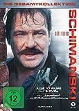 Schimanski - Die Gesamtkollektion im Schuber [9 DVDs] -