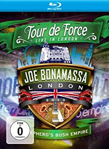 Joe Bonamassa - Tour de Force: Shepherd's Bush Empire/Live in London 2013 [Blu-ray]