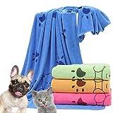Handtuch Hund