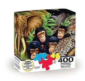 Loi sur les 20 « X 27 »-Animal majestueux Puzzle 400 pièces