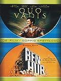 Quo vadis + Ben-Hur [3 DVDs] [IT Import]