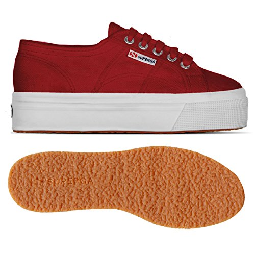 Superga 2790Acotw Linea Up And Down, Sneaker Donna RED CERISE
