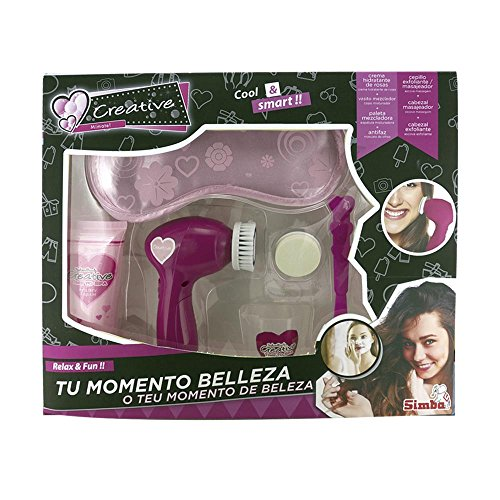 Creative - Set para momento belleza, color rosa (Simba/Nice 5957560)