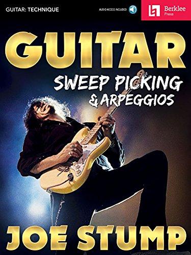 Guitar Sweep Picking & Arpeggios par Joe Stump