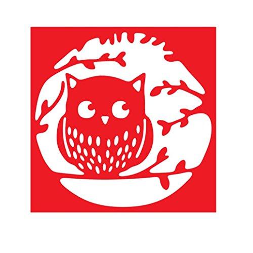 Möglichkeiten, Kreativen Die Handwerks-box (FNKDOR Embossing Machine Scrapbooking Stanzschablone Prägeschablonen Stanzformen Schablonen, für Sizzix Big Shot / Cuttlebug / und andere Stanzmaschine (O))