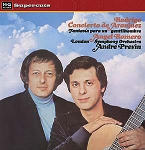 Rodrigo: Concierto De Aranjuez/Fantasia Para Un Gentilhombre [VINYL]