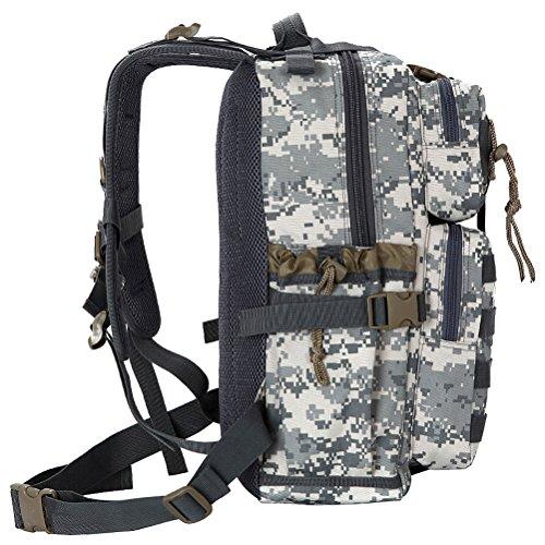MatchLife , Sac à main porté au dos pour femme Camouflage1 Camouflage ACU