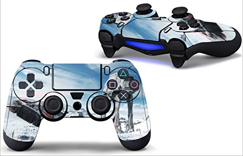 Skins für PS4 Controller - Aufkleber für Playstation 4 Spiele - Aufkleber für PS4 Slim Sony Play Station Four Controller Pro PS4 Zubehör PS4 Remote Wireless Dualshock 4