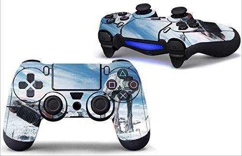 Skins für PS4 Controller - Aufkleber für Playstation 4 Spiele - Aufkleber für PS4 Slim Sony Play Station Four Controller Pro PS4 Zubehör PS4 Remote Wireless Dualshock 4 (Remote Playstation Controller)
