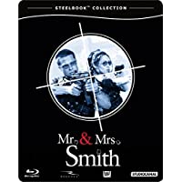 Mr. & Mrs. Smith - Steelbook Collection
