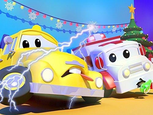 【Weihnachten】Weihnachtsbeleuchtung/Billy die Planierraupe/Drehscheibe