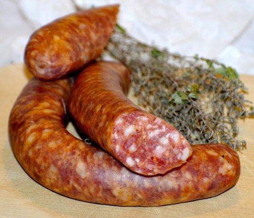 geräucherte Bratwurst - 3 Pack, je ca. 300 g