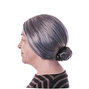 Party Pro-perruque, unisex adulto, 86291, gris, talla única