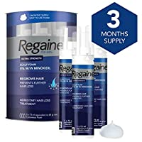 Regaine For Men Hair Regrowth Foam 3 x 73ml