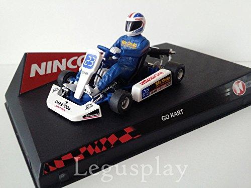 SCX Scalextric Slot Ninco 50214 Go Kart