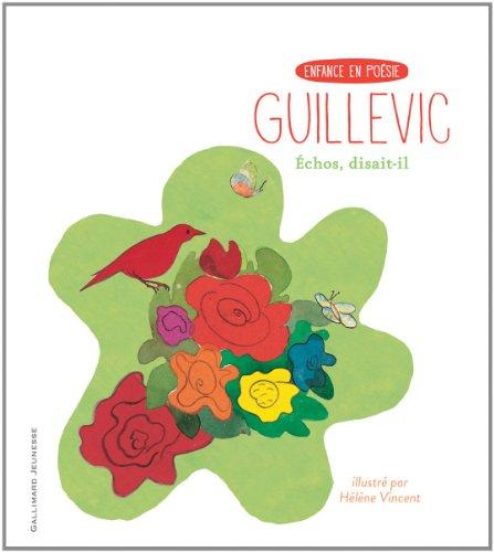Échos, disait-il par Eugène Guillevic