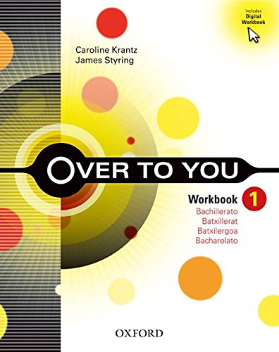 Over to You 1: Workbook Pack (Cat) - 9780194450164