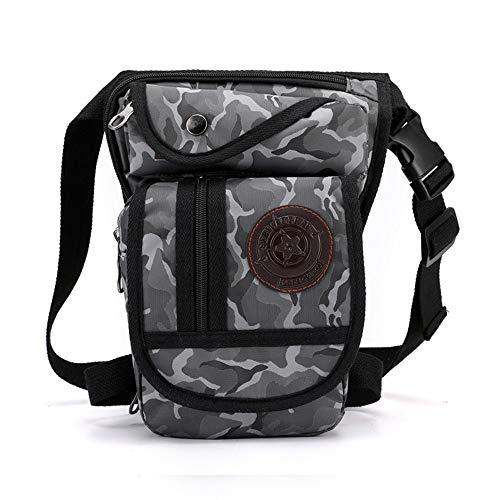 Undo ng hu W AI Armee-fan-sporttaschen Taktische Tasche Laufen Handytasche Herren Messenger Bag Multifunktions-dicke Nylon-beintasche