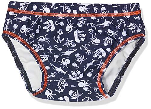 Sanetta Baby-Jungen Swim Diaper Shorts, Blau (Blue Marine 50285), 86 - Herren-lacrosse Shorts