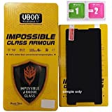 Ubon NOKIA 7 Plus/ 7+ Hammer Proof Glass Armor Screen Protector(By AVN Retail) Impossible Protection Nano Tech Screen Guard/ Temper Proof / Shutter Proof /Thin 0.26mm Uncatchable / Unbreakable / Flexible Screen protector