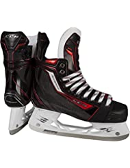 Reebok Jetspeed–Patines de hockey sobre hielo tamaño–JUNIOR, 5EE