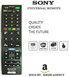 SONY (6 Months Warranty) (Krish Agency) Led/Lcd Universal Remote (Works With All Led/Lcd'S)