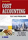 Cost Accounting: Texts and Problems