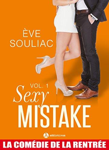 Couverture du livre Sexy Mistake - 1