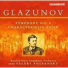 symphonie n°6 op.58, suite caractéristiquie op.9