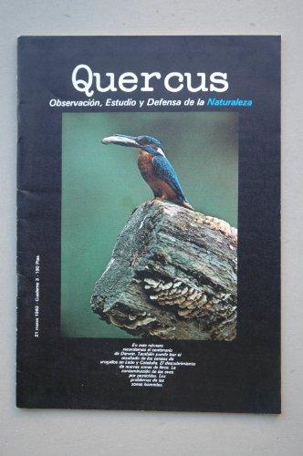 QUERCUS : observación, estudio y defensa de la naturaleza : revista de nnaturaleza.-- Cuaderno 3 (21marzo 1982)