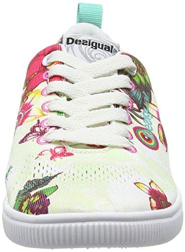 Desigual Shoes_fun Eva T Damen Espadrilles Beige (1013 NATA)
