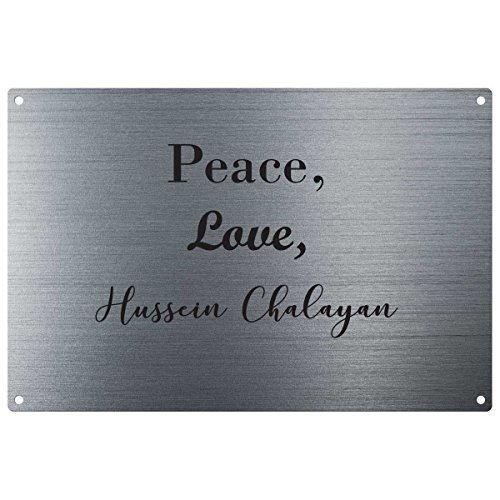 peace-love-hussein-chalayan-vintage-decorative-wall-plaque-ready-to-hang