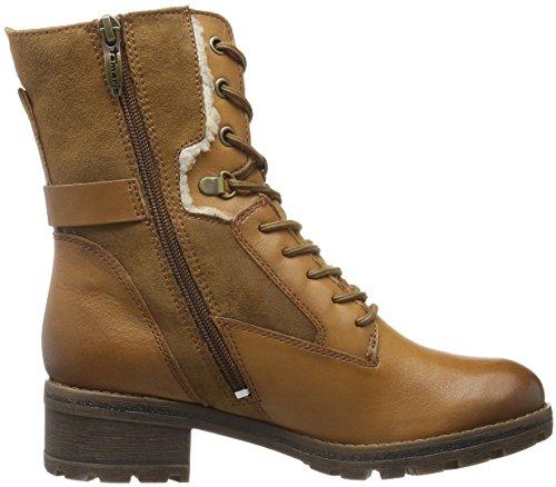 Tamaris Damen 26225 Combat Boots Braun (cammello 310)