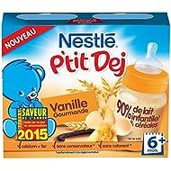 Nestlé P'tit Dej Vanille Gourmand - ( Prix Par Unité ) - Envoi Rapide Et Soignée