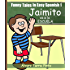 Funny Tales In Easy Spanish 1: Jaimito va a la escuela (Spanish for Beginners Series) (Spanish Edition)