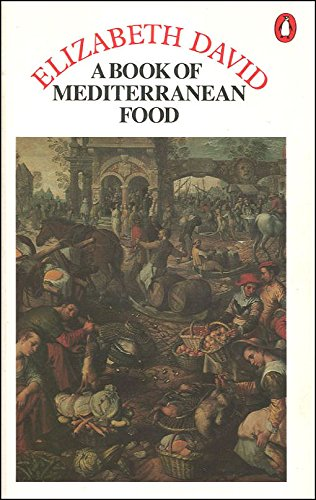 A Book of Mediterranean Food (Cookery Library)