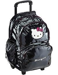 Hello Kitty Mochila infantil, negro (Negro) - HPR22080