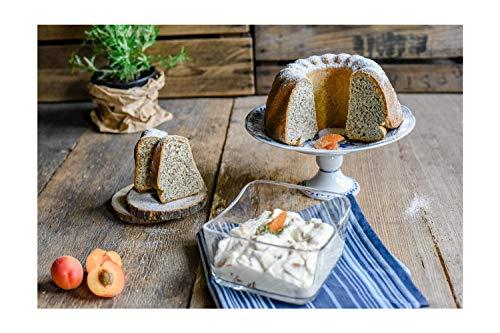 Hobbybäcker Sahnefüllung Vanille, Sahnesteif, Vanille Sahne Geschmack, Sahnestand, 150 g