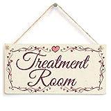 Treatment Room - Beautiful Handmade Sign With Pretty Love Heart Design