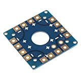 accessory-205 2 inch/5 cm KK Multi-Copter Quadcopter ESC Power Battery Connection Distribution Board By Atomic Market