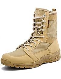 los recién llegados diseño moderno lujo Amazon.es: 44 - Botas de servicio militar / Calzado de ...