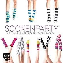 Sockenparty: Weil selbst gestrickte Socken rocken!