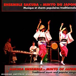 Minyo Du Japon : Musique Et Chants Populaires Traditionnels Du Japon