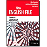 New English File Elementary: Class CD (3): Class Audio CDs Elementary level (New English File Second Edition)