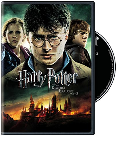 Click for larger image of Harry Potter & Deathly Hallows Part 2 [DVD] [2011] [Region 1] [US Import] [NTSC]