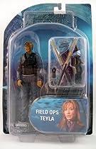 Diamond Select Toys Stargate Atlantis Series 2 Action Figure Field Ops Teyla by Diamond Select Toys (English Manual)